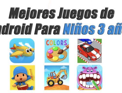 6 Mejores Juegos de Android Para Niños de 3 Años
