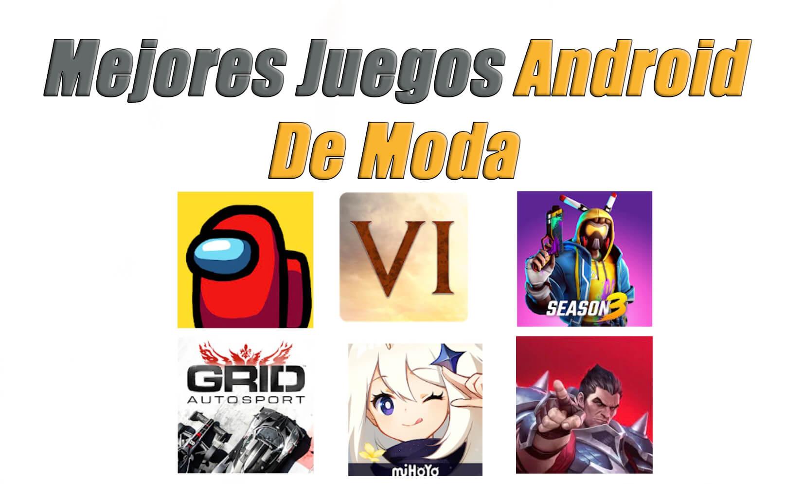 mejores juegos de moda android