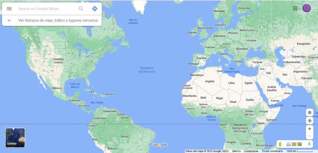 como ver el historial de ubicaciones de google maps de forma sencilla ir a google maps