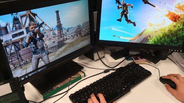 jugar Fortnite en una PC-1