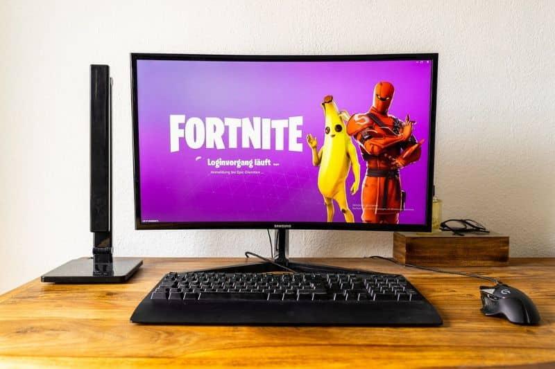jugar Fortnite en una PC-3