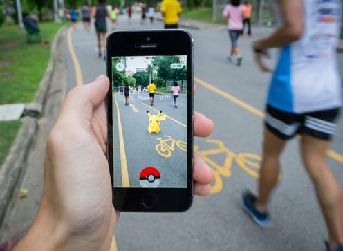 Beneficios de Pokémon GO en la salud mental