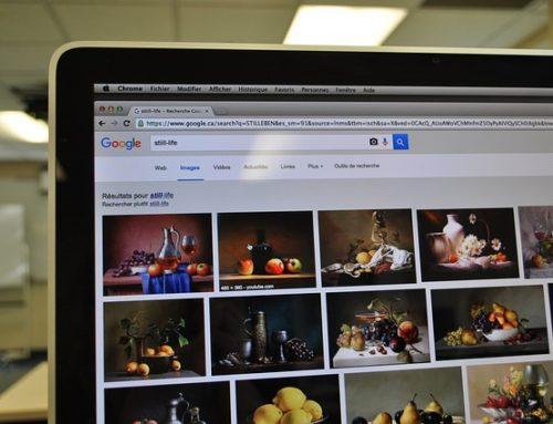 Cómo buscar una imagen en Google imágenes y por tamaños