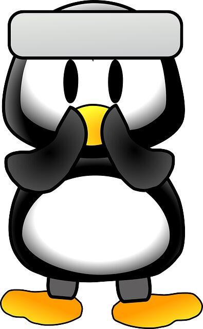 Debian penguin