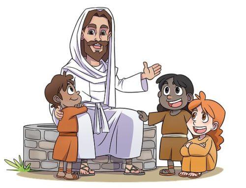 Aplicaciones de biblia para niños
