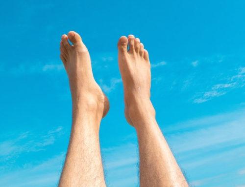 Aplicaciones para vender fotos de pies