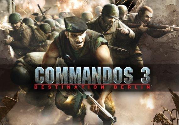 Comandos 3 PC