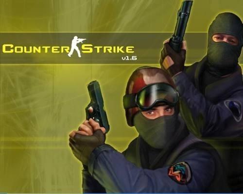 Counter strike 1.6 PC