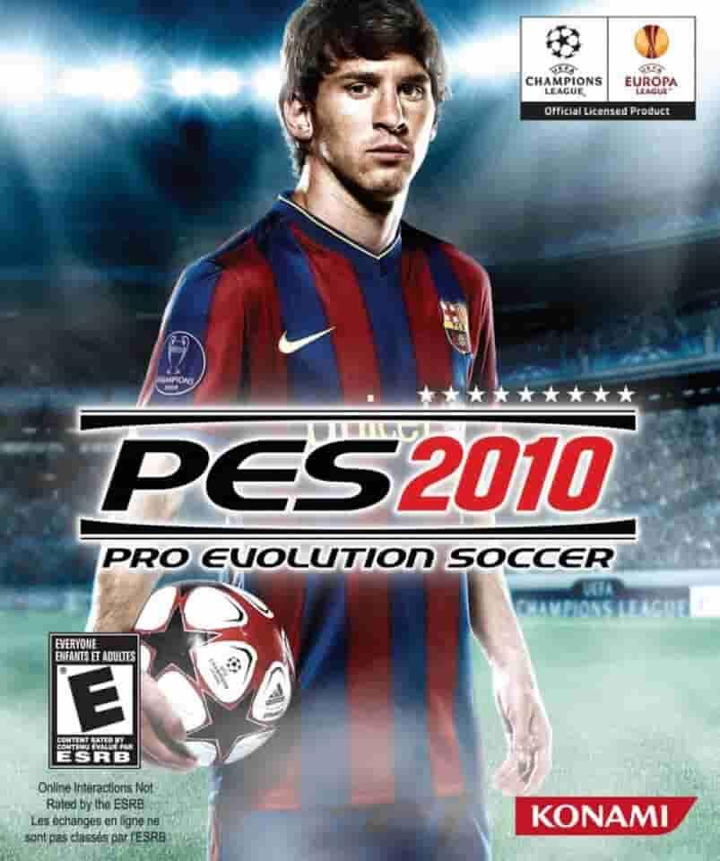 Pes Soccer 2010 PC