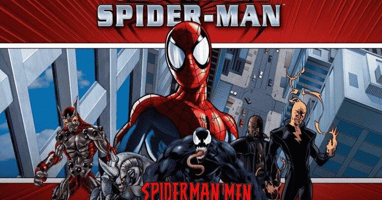 Ultimate spiderman PC