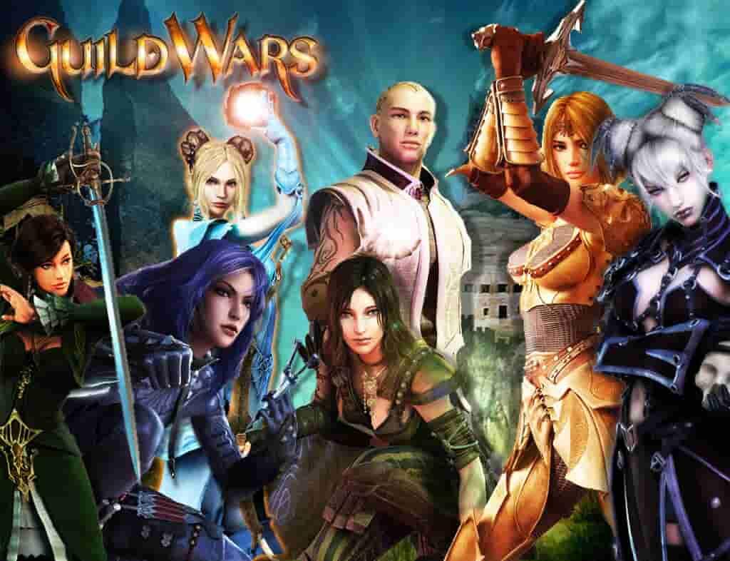 guild wars PC