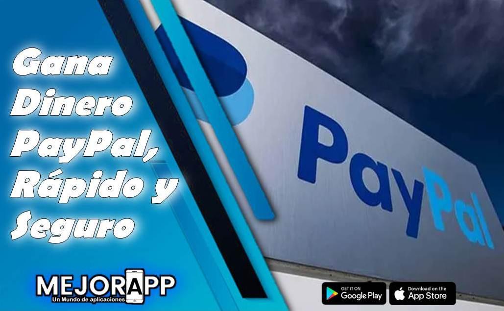 Gana Dinero PayPal
