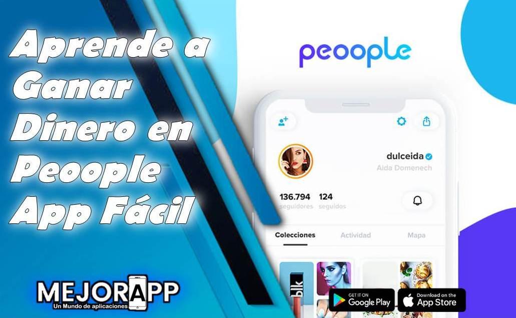 Ganar Dinero en Peoople App