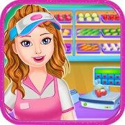 Juego de supermercado para niñas