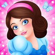 Princesa de nieve juegos de chicas