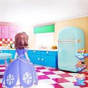 Princesita Sofía Juegos de cocina para chicas