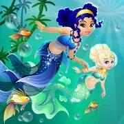 Sirena Juegos de Vestir