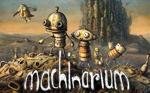 machinarium-juego