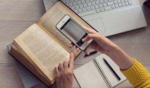 Aplicaciones para escanear documentos con el celular