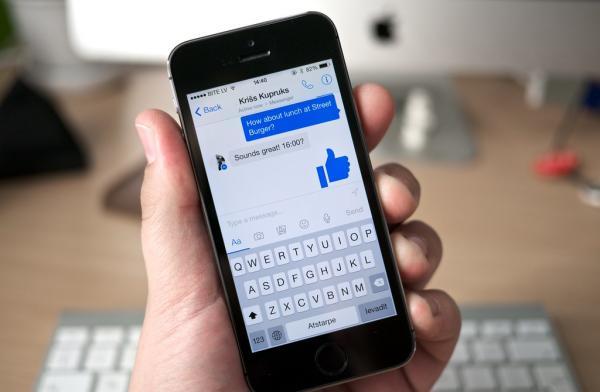 Cómo archivar mensajes en el Messenger de Facebook