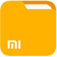File Manager By Xiaomi - Aplicación para respaldar información