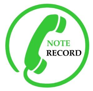 Grabadora Note Call Recorder