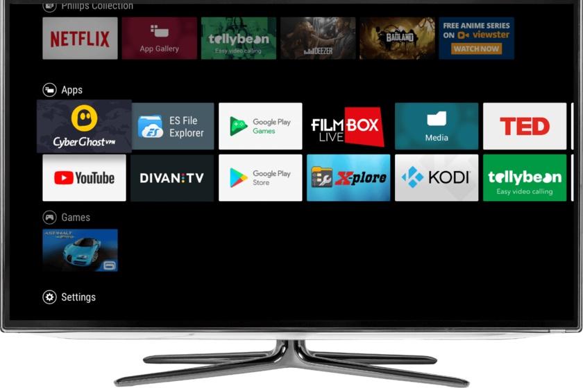 las mejores apps para Android TV