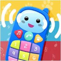 Bebé teléfono-Juegos de niños