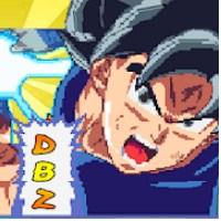 Dragon Ball - Z Super Goku Battle