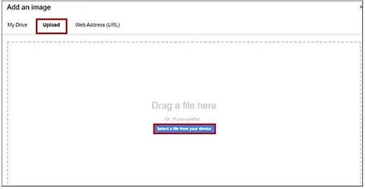 insertar imágenes a la firma de tu correo electrónico